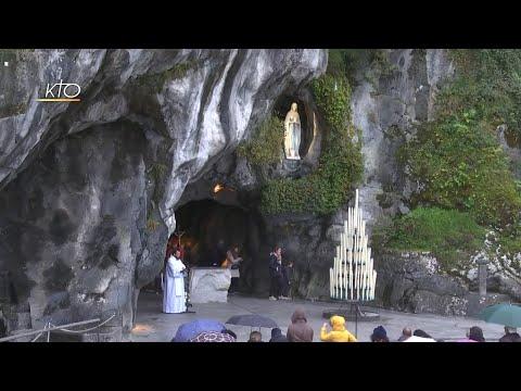 Chapelet à Lourdes du 30 novembre 2019