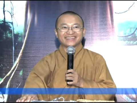 Kinh Trung Bộ 107 (Kinh Ganaka Moggalana) - Nếp sống tâm linh (07/09/2008)