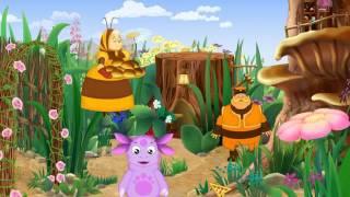 Лунтик: Учит правила. Обучающий мультфильм для детей.