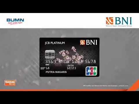 Kartu Kredit BNI JCB