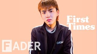 Kris Wu talks Allen Iverson, Céline Dion's & more | 'First Times' Season 1 Episode 7