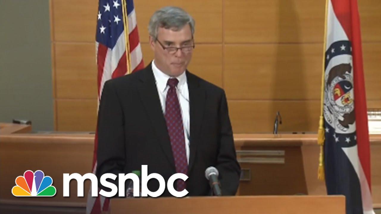 Was Darren Wilson's Grand Jury Biased? | Rachel Maddow | MSNBC thumbnail
