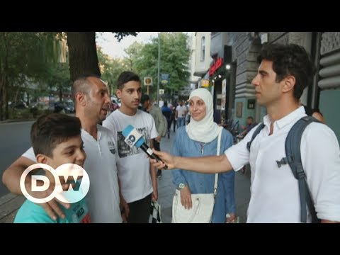 Issues facing Arabs in Germany   DW English