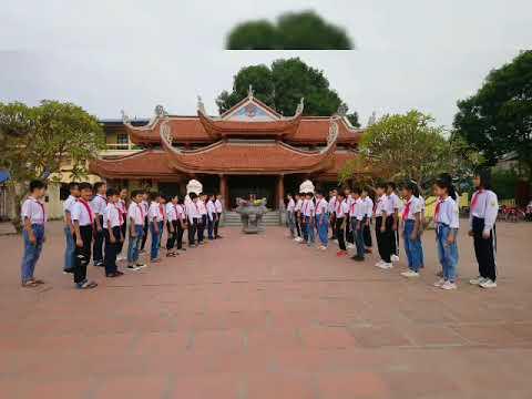 Video clip dự thi hát quốc ca tại các địa chỉ đỏ Em yêu Tổ quốc Việt Nam