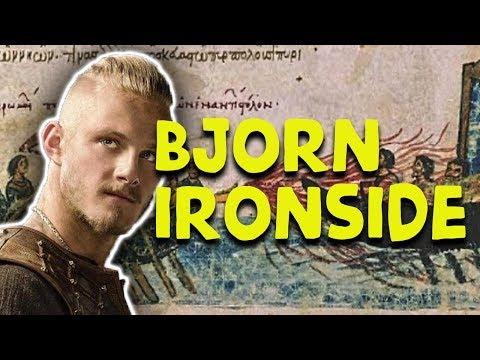 The Real History of Bjorn Ironside's Mediterranean Adventure
