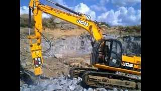 Juno Equipments   Rock Breaker JCB JS 200