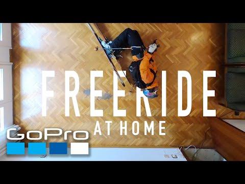 GoPro Awards: #HomePro Freeride Skiing
