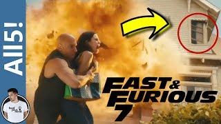 5 Movie Mistakes & Bloopers You Missed | All5!