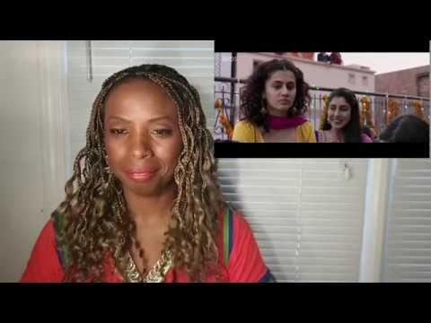 Daryaa {MANMARZIYAAN} Song Reaction {Taapsee Pannu/ Abhishek Bachchan/ Vicky Kaushal}