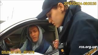 Полиция запугивает водителя, а потом проигрывает суд