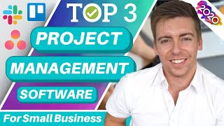 TOP 3 FREE Project Management Software for Small Business in 2020