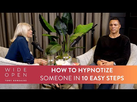 Learn How to Hypnotize Someone with Marisa Peer's RTT Method | Wide Open Clip