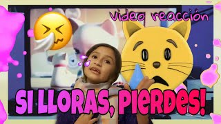 VIDEO REACCIÓN 😭 SI LLORAS PIERDES 😭 Emita lamasbonita ♡