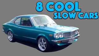 8 Slow Cars That Are Actually Cool | Ep. 1