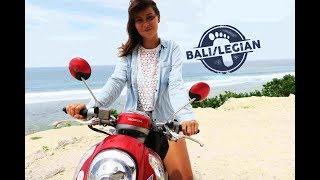 По Бали на байке 2017г.  Достопримечательности и пляжи острова.