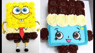 Amazing Pull Apart Cupcakes/Cakes | Fun & Easy Birthday Cake Ideas For Kids