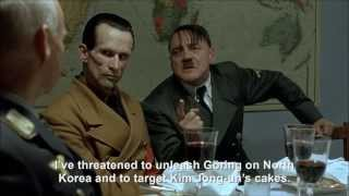 Hitler explains why North Korea doesn't want war