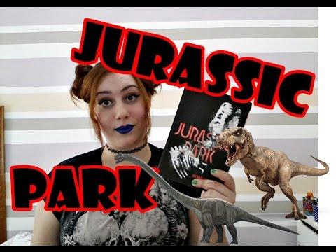 Jurassic Park, Michael Crichton l Baú Literário