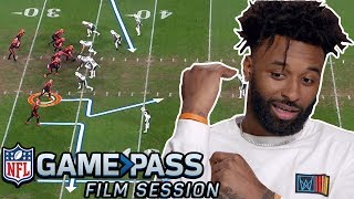 Jarvis Landry Breaks Down Baker, Triple Reverse TD Pass, & Browns Offense | NFL Film Session