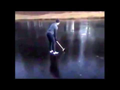 Der Super-Golfer
