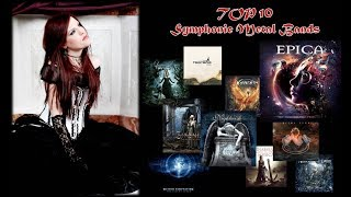 TOP 10 Symphonic Metal Bands