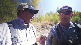 Fly Fishing the Big Wood River in Sun Valley, Idaho | American Rivers Tour