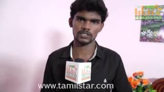 Senthil Kumaran at Elamari Movie Shooting Spot