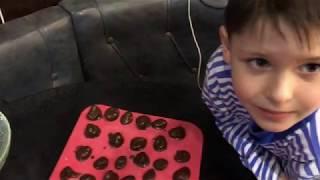 ВЛОГ : Домашние конфеты | Продуктовые покупки | Педикюрные носочки