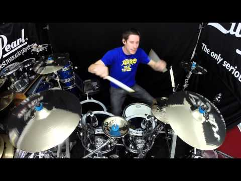 See You Again - Drum Cover - Furious 7 Soundtrack - Wiz Khalifa ft. Charlie Puth