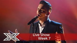 Matt gets his license to thrill with Sam Smith cover!   Live Shows Week 7   The X Factor UK 2016