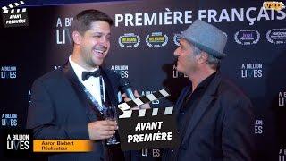 A billions lives - Avant première au Grand Rex
