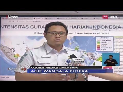 BMKG: Banyak Awan Cumulonimbus di Papua, Sebabkan Curah Hujan Tinggi - iNews Siang 18/03