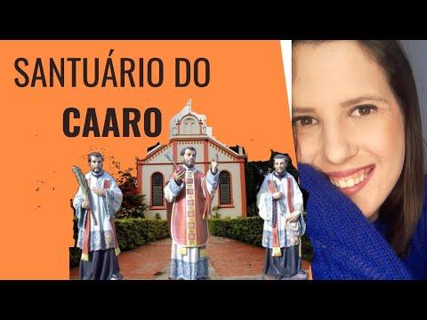 TOUR NO SANTUÁRIO DO CAARO - REGIÃO DAS MISS...