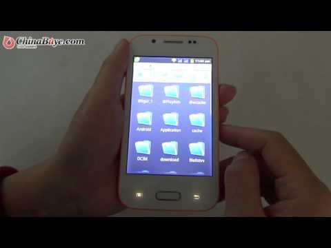 A710 Smart Phone with Cortex A5 1.0GHz Android 2.3 3.0MP Wi-Fi Dual GSM 4.0〞Capacitive Screen