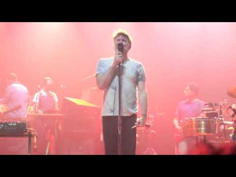 "LCD SOUNDSYSTEM ""Daft Punk Is Playing at My House"" @ Webster Hall 3.27.2016"