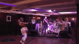 Cleo Katra performs to Chris Isaak's Blue Spanish Sky