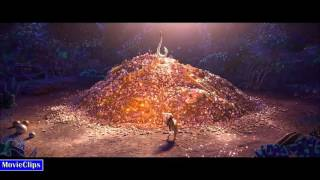 Moana-Moana Meets Tamatoa Scene (HD)