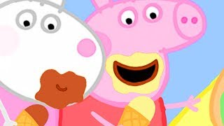 Peppa Pig Official Channel | Peppa Pig Loves Blackberry Crumble