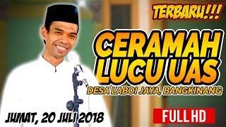 Ceramah Lucu Ustadz Abdul Somad Lc, MA   Masjid Al Muhajirin (Desa Laboi Jaya, Bangkinang)