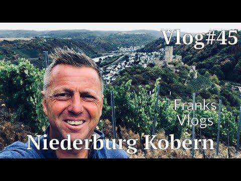 Die Niederburg in Kobern Gondorf Vlog #45 Franks Vlogs Burgen Vlog Mosel Cinematic Burgenvlogger