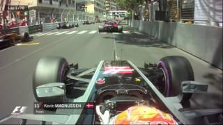 2017 Monaco Grand Prix   Best Onboard Action