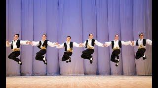 Igor Moiseyev Ballet. Suite Greek dance «Sirtaki»
