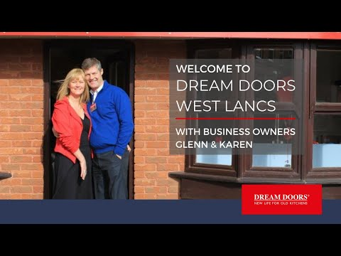 West Lancashire Kitchen Showroom video