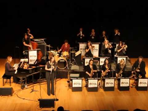 Rachel's Dream - Sherrie Maricle & The DIVA Jazz Orchestra