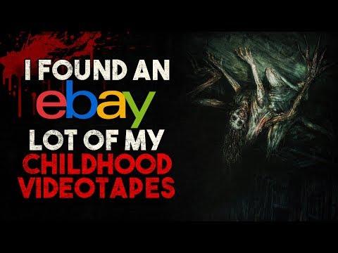 """I found an eBay lot of my childhood videotapes"" Creepypasta"