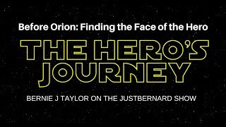 Finding The Face of the Hero - Bernie J Taylor on TJBS