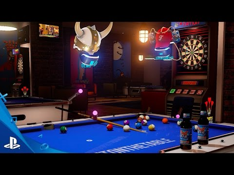 SportsBarVR - Preview Trailer | PS VR thumbnail