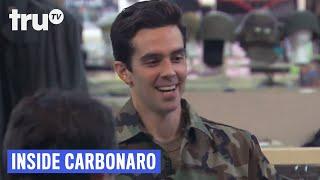The Carbonaro Effect: Inside Carbonaro - Retinal Camo | truTV