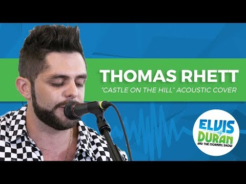 Castle on the Hill (Live) [Ed Sheeran Cover]