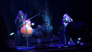 Apocalyptica - Harvester of Sorrows (live boston 9-12-17)